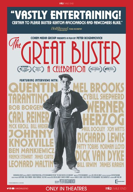 The Great Buster (STF)